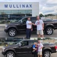 Derek Montalvo at Mullinax Ford of Mobile