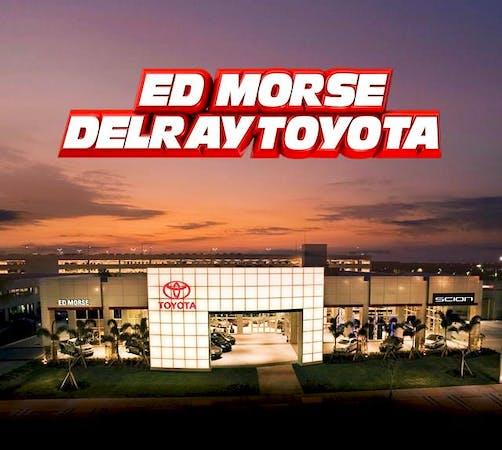 Ed Morse Delray Toyota, Delray Beach, FL, 33483