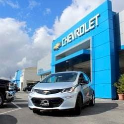 Sierra Chevrolet, Monrovia, CA, 91016