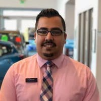 Omar Soulimani at Sommer's Buick GMC Subaru