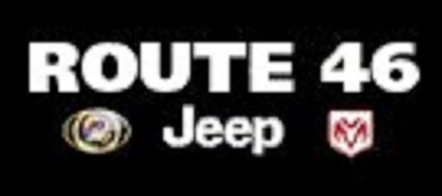 Rt 46 Jeep >> Route 46 Chrysler Jeep Dodge Chrysler Dodge Jeep Ram