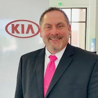 Jeff Finch at Casey Kia
