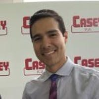 Jacob Martinez at Casey Kia