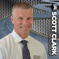 Troy Ingram at Scott Clark Nissan