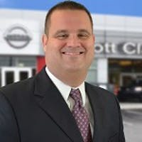 Marty Abernathy at Scott Clark Nissan