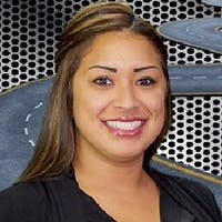 Cinthia Delgado  at Scott Clark Nissan