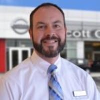 Travis Hayslett at Scott Clark Nissan