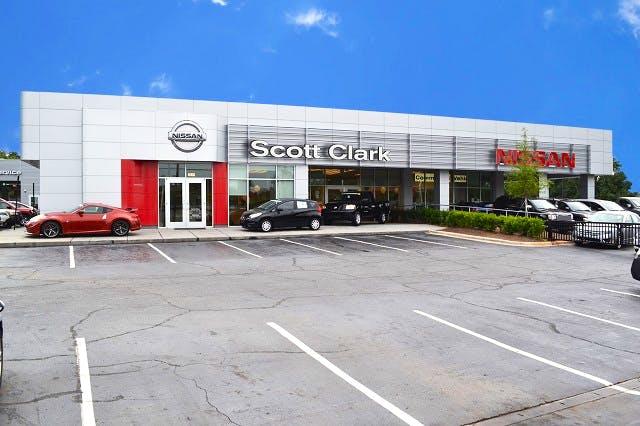 Scott Clark Nissan, Charlotte, NC, 28273
