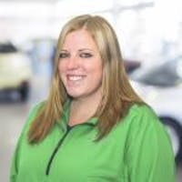Andrea Howard at Morrie's 394 Hyundai - Service Center