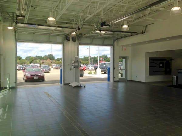 Luther Hudson Chevrolet GMC, Hudson, WI, 54016