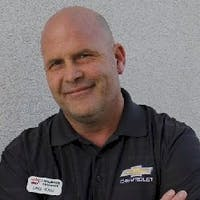 Lance Vadnais at Luther Brookdale Chevrolet Buick GMC