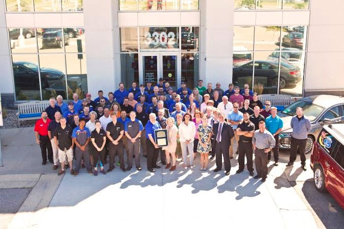Luther Family Ford, Fargo, ND, 58104