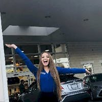 Chelsey Johnson at Toyota of Tampa Bay