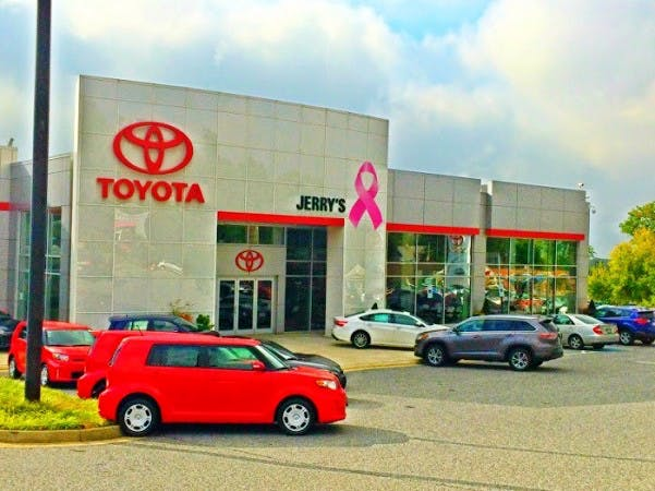 Jerry's Toyota, Baltimore, MD, 21236