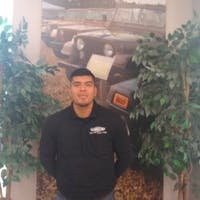 Arturo Caballero-Perez at Garden City Chrysler Jeep Dodge