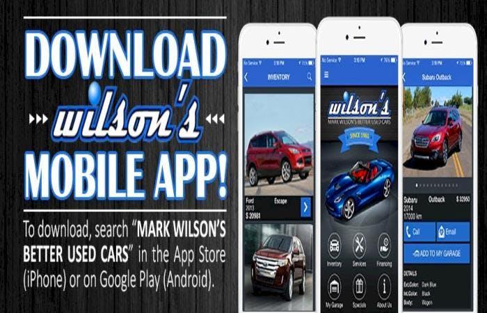 Mark Wilson's Better Used Cars, Guelph, ON, N1H 6J4