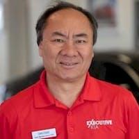 """Ying """"Chin"""" Chang at Executive Kia"""