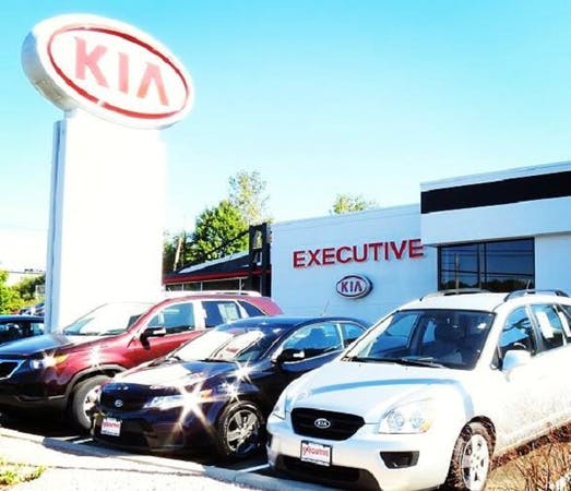 Executive Kia, Wallingford, CT, 06492