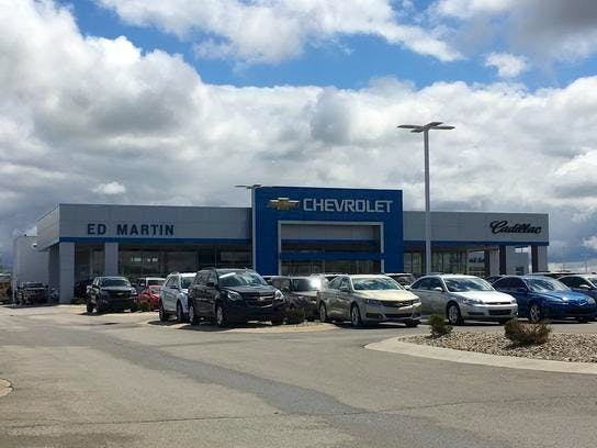 Ed Martin Chevrolet Cadillac, Anderson, IN, 46013