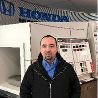 John Ferreira at Colonial Honda of Dartmouth