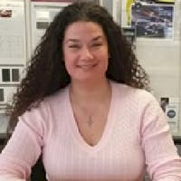Andrea Vinagre at Colonial Honda of Dartmouth