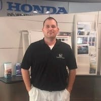 John  Downings III at Colonial Honda of Dartmouth