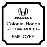 David Fontaine at Colonial Honda of Dartmouth