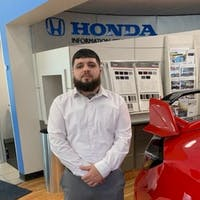 Ryan Santos at Colonial Honda of Dartmouth