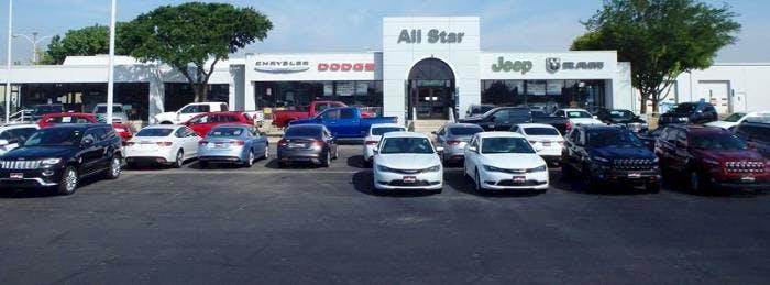 All Star Dodge Chrysler Jeep, Amarillo, TX, 79109
