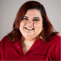 Tori Ferencz at Rountree Moore Toyota