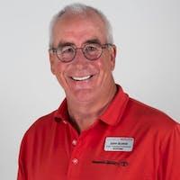 John Scobie at Rountree Moore Toyota