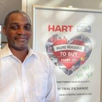 Wil Brown at Hart Nissan