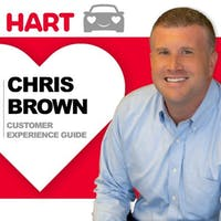 Chris Brown at Hart Nissan
