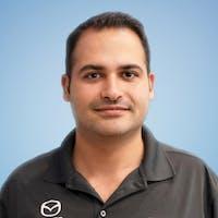 Hesam Ghaffari at Mazda of Elk Grove