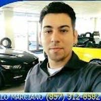 Romullo Marciano at Prestige Auto Mart