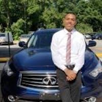 Calvin Cepeda at Prestige Auto Mart
