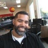 Reinaldo Oliveira at Prestige Auto Mart