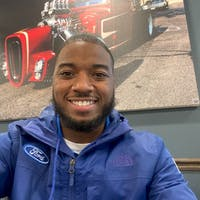 Chris Byrd at Planet Ford