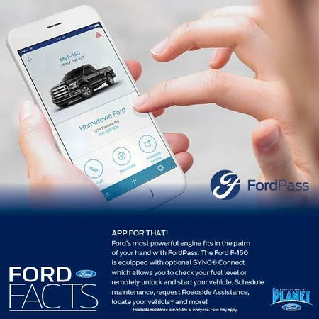 Planet Ford - Ford, Used Car Dealer, Service Center