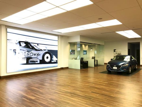 The Autobarn Mazda of Evanston, Evanston, IL, 60202