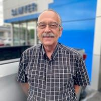 John Campisi at Sawyer Chevrolet
