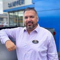 John Luvera at Sawyer Chevrolet