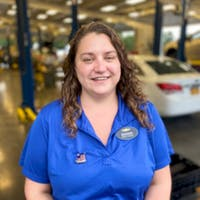 Brianna Caron at Sawyer Chevrolet
