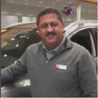 Miguel  Suarez at Arlington Nissan