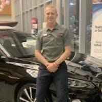 Kevin Hanson at Arlington Nissan