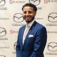 Mazen Amir at Suburban Mazda of Farmington Hills