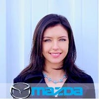 Zahara  Amhaz at Suburban Mazda of Farmington Hills