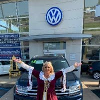Christy Pierce The Car Sales Queen at Bommarito Volkswagen of Hazelwood
