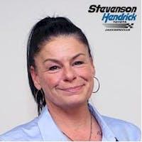 Sherry Blake at Stevenson-Hendrick Toyota Jacksonville