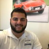 T Muhammad at Stevenson-Hendrick Toyota Jacksonville